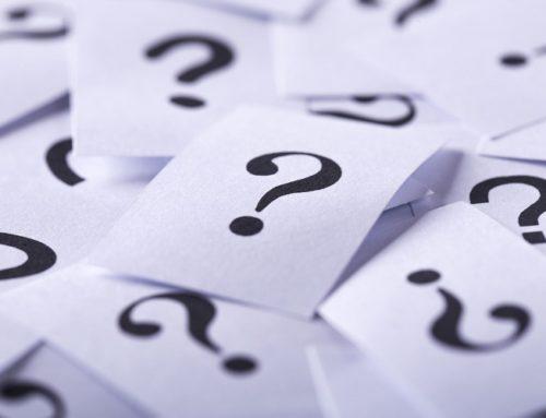 Satzzeichen – nur Beilage oder Hauptzutat?