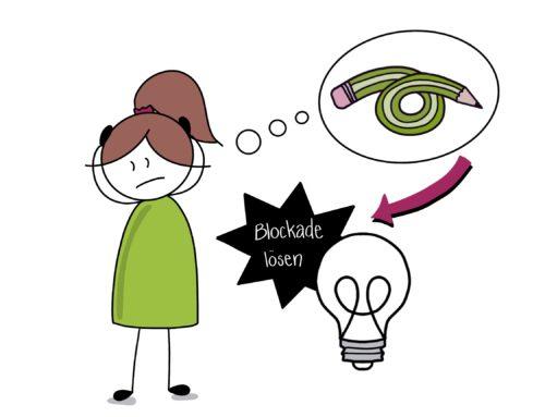 Knopf im Kopf – was hilft bei Schreibblockaden?