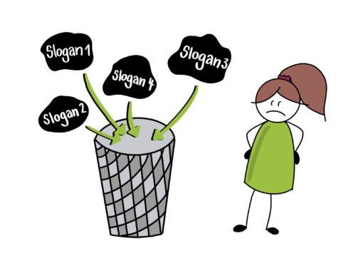 Kostenlose Slogan-Finder und ihre kuriosen Vorschläge